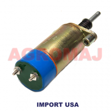 CATERPILLAR Cewka gaszenia silnika (24V) 3304 3406B