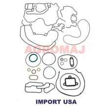 CASE Gasket set - bottom of engine DT530
