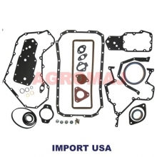 CASE Gasket set - bottom of engine 4BT3.9 4T390