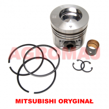 MITSUBISHI - Piston complete with rings (STD) S6S S4S