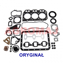 KOMATSU Set of engine gaskets 3D72