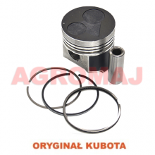 KUBOTA Complete piston with rings (STD) V2403