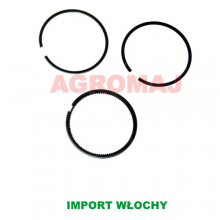 KUBOTA A set of  piston rings Z500 D750
