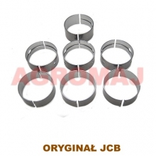 JCB Komplet panewek głównych (STD) 1006.60T 1006.60TW