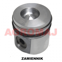 CASE Complete piston with rings (+0,50) 4BT3.9 6BT5.9