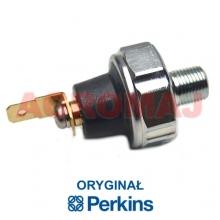 PERKINS Czujnik ciśnienia oleju ORYGINAŁ (1 PIN) 804D-33T