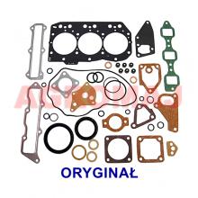 KOMATSU A set of engine gaskets 3D82