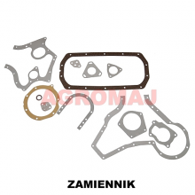 CASE Gasket set - bottom of engine BD144 BD154
