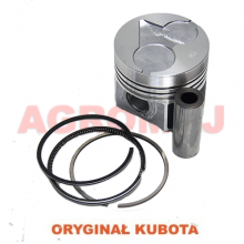 KUBOTA Complete piston with rings D1503