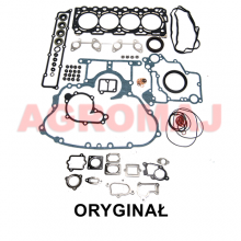 VOLVO Set of engine gaskets D3.3B