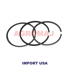 PERKINS A set of piston rings