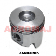 YANMAR Complete piston with rings (+0,50) 3TNV84 4TNV84