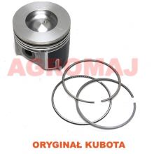 KUBOTA Complete piston with rings (STD) V3307 V3307T