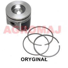 VOLVO Complete piston with rings (STD) D3.3B