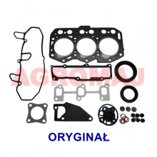 KOMATSU Set of engine gaskets 3D76