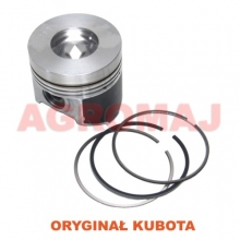 KUBOTA-Piston complete with rings V3300