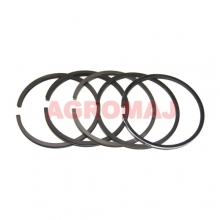 CASE A set of piston rings BD144