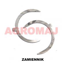 DEUTZ Pierścienie oporowe wału korbowego (0,25) D2011L02L F4M2011