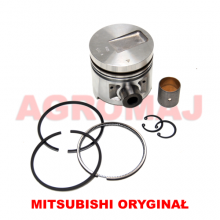 MITSUBISHI - Piston complete with rings S4Q2 S3Q2