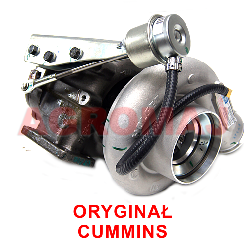 CUMMINS Turbosprężarka QSB8.3