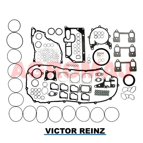 DEUTZ Set engine gasket without head gasket TCD2013L064V, 02931818, 02931797, 02937481, 02937644, 01-39468-01, 013946801