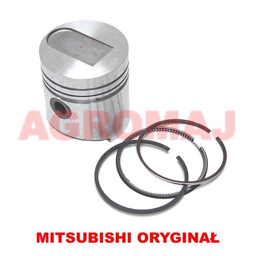 MITSUBISHI Tłok kompletny z pierścieniami (STD) 4DQ5, 30617-57105, 3061757105