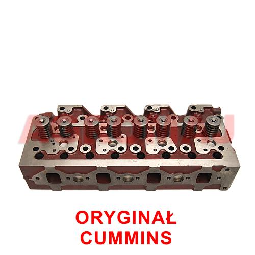 CUMMINS Głowica silnika B3.3