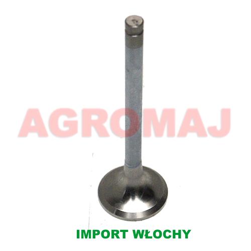 SAME Exhaust valve 1000.3WT 1106.6WTI, 0.010.6022.0, 001060220, fins6042, 29/43-400