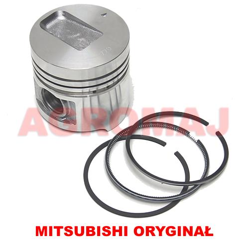 MITSUBISHI Tłok kompletny z pierścieniami (STD) S4S, 32a17-00100, 32a1700100