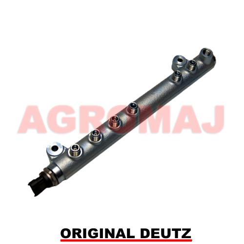 DEUTZ Fuel rail TCD2013L042V TCD2013L044V, 04903536, 04902880, 0281006053, 21061247977, 174065150220094, 0445224030, 04902880