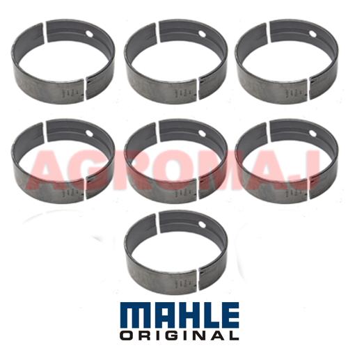 LIEBHERR Set of main bearings (+0,25) D926, 9157848 x 7, 439 hs 21054 025, 439hs21054025
