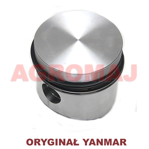 YANMAR Piston with rings (without bolts) 3T80, 121520-22090, 12152022090