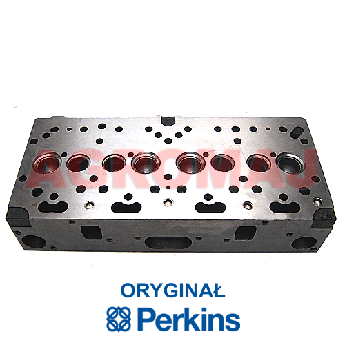PERKINS Cylinder head 1004.4 1004.4T