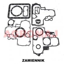 KUBOTA Komplet uszczelek - dół silnika D1503