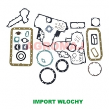 KUBOTA Komplet uszczelek - dół silnika V2203