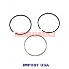 CASE Komplet pierścieni tłokowych (STD) 4BT3.9 6BT5.9