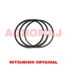 MITSUBISHI Komplet pierścieni tłokowych (STD) 4DQ5