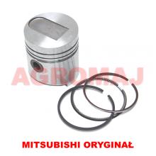 MITSUBISHI Tłok kompletny z pierścieniami (STD) 4DQ5