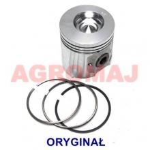 KOMATSU Tłok kompletny z pierścieniami(STD) 4D94E