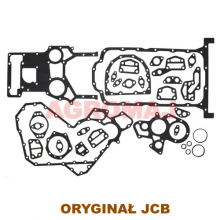 JCB Komplet uszczelek - dół silnika 1004.40T 1004.42