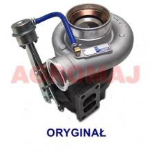 KOMATSU Turbosprężarka SA6D102E SAA6D107E