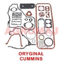 CUMMINS Komplet uszczelek - dół silnika QSC8.3 QSL8.3