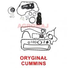 CASE Komplet uszczelek - dół silnika ORYGINAŁ