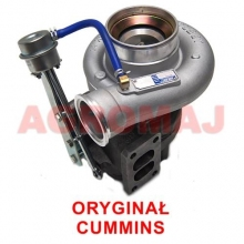 CUMMINS Turbosprężarka 6BT5.9 QSB6.7