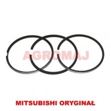 MITSUBISHI Komplet pierścieni tłokowych S3L2 S4L2