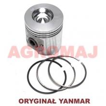 YANMAR Tłok kompletny z pierścieniami(STD) 4TNE94