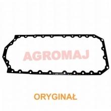 CATERPILLAR Uszczelka miski oleju (płyta-misa) - Gumowa C6.6 C7.1