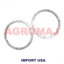 CUMMINS Pierścienie oporowe wału (STD) KT19 QST19