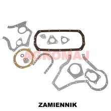 CASE Komplet uszczelek - dół silnika BD144 BD154
