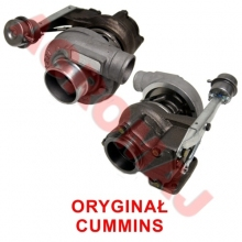 CUMMINS Turbosprężarka 4BT3.9